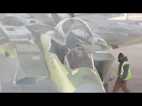 Boeing F 15EX الرحلة التجريبية الأولى لطائرة