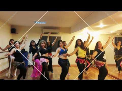 Alumnas Khadarah - Academia Más Danza