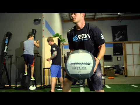 EZIA Golf Training with Ryan Burgess
