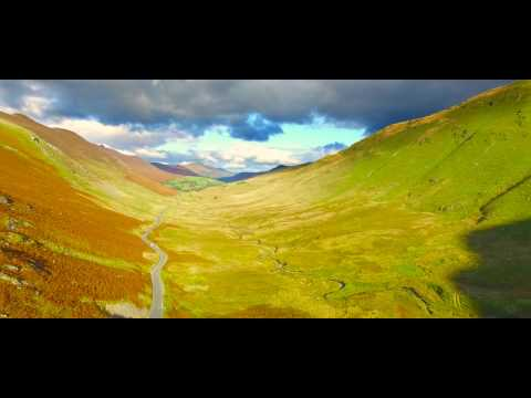 The Lake District - Poetry in the Hills