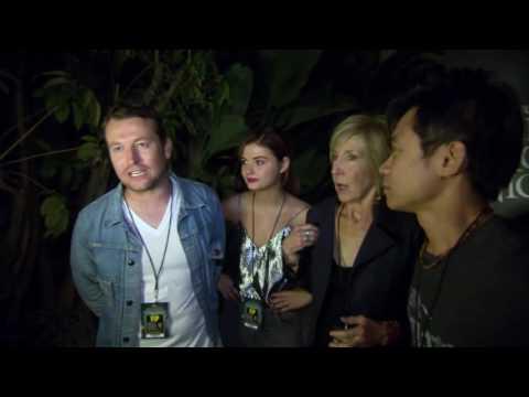 Insidious Maze Cast Walk Through Universal Studios Halloween