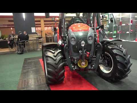 The LINDNER LINTRAC 84EP Tractor 2020
