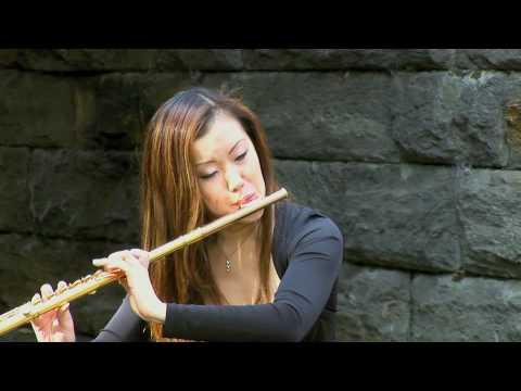 Kaori Fujii: Allemande BWV 1013 - J.S. Bach