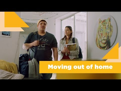 School Leavers' Toolkit – Moving Out of Home