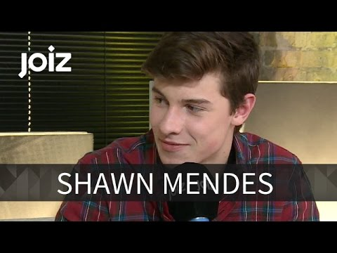Shawn Mendes - TMI Tag - Crush, YouTube Career,...