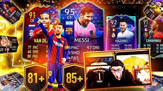 5 x 85+ PACKS ARE CRACKED?! 🤩 FUT PLAYER DAYS PICKS! FIFA 21 Ultimate Team