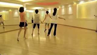 Light On (by Debbie McLaughlin) - Line Dance
