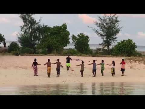 Live you culture. Practice your tradition. Kiribati