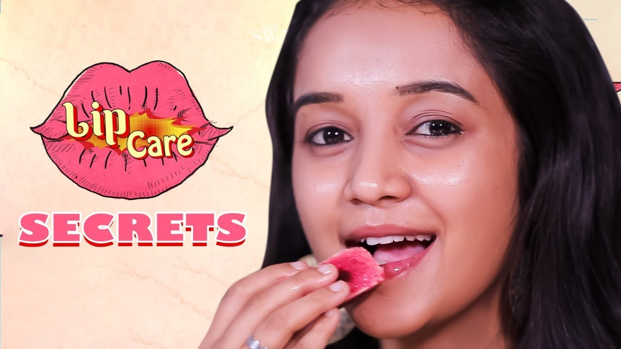 3 Best Ways To Get Natural Soft Pink Lips 👄 | Lip Care Routine & Tips | Say Swag