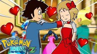 Minecraft: DANCEI COM A SERENA !?! - Pokemon Ruby (Pokémon XYZ) #224 ‹ Goten ›