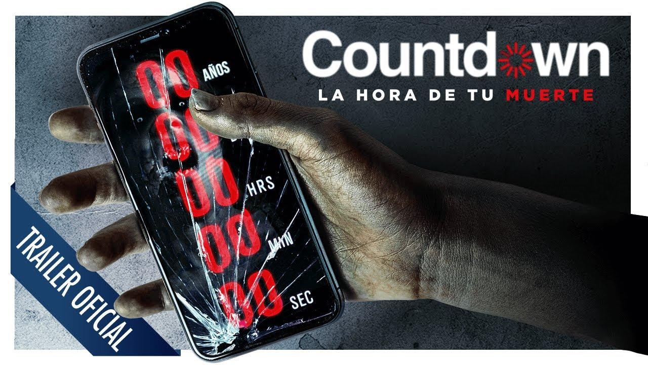Countdown La Hora De Tu Muerte Trailer Oficial En Espanol Youtube