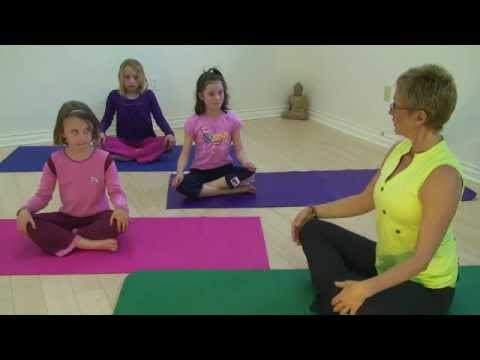Namaste Yoga 31: Kids Yoga with Guest Instructor Mai Meret