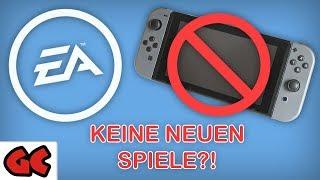 KEINE neuen Spiele für die SWITCH von EA?!? | Kolumne
