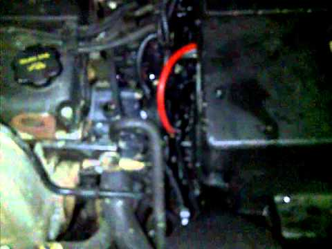 2001 ford focus zx3 - coolant explosion - YouTube