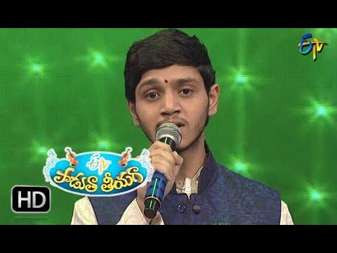 Sivasankari Song | Yashasvi Performance | Padutha Theeyaga | 4th March 2018 | ETV Telugu