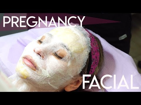 I Got a Pregnancy Facial, Here's What I Learned