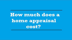 How much does a home appraisal cost? -A Quality Appraisal - 503.781.5646