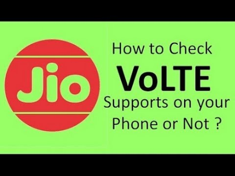 Check VOLTE support in your MOBILE by app || 100% working ||