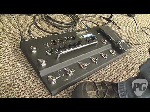 ☆唐尼樂器︵☆免運零卡分期 Line 6 HD400 高階地板型電吉他綜合效果器/錄音介面