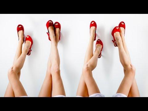 Секрет стройных ног. Мало кто знает эту диету для ног