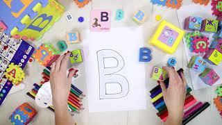 Буква В [вэ]. Учим буквы русского алфавита. #Азбука с Тётушкой Азбуковной