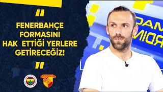 Vedat Muriqi: Fenerbahçe Armasını Hak Ettiği Yerlere Getireceğiz!