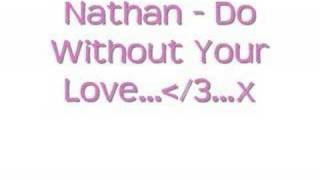 Download Video nathan - do without your love x MP3 3GP MP4