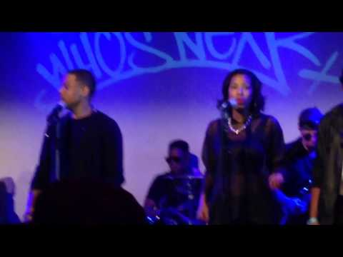 Mack Wilds performs ' Don't Turn Me Down ' live at SOBs Hot 97 Who's Next Showcase