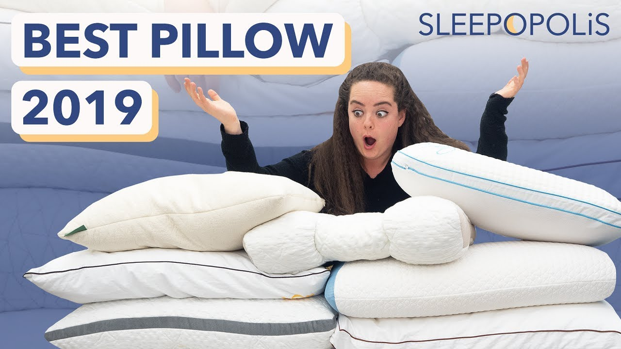 best pillow 2019 The Best Pillows of 2019   Reviewing the Top 7 Pillows for Every