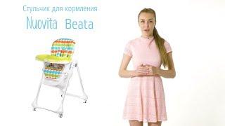 Стульчик для кормления Nuovita Beata