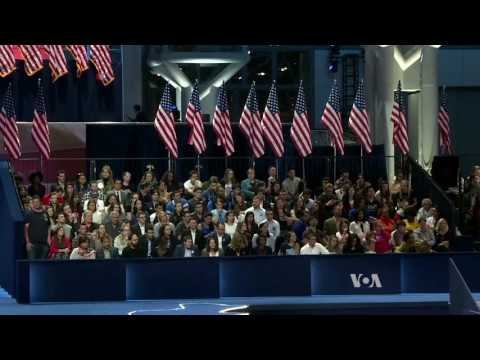 Clinton Victory Party Turns To Sorry  And Worry