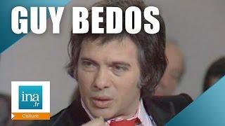 "Guy Bedos ""Je n"