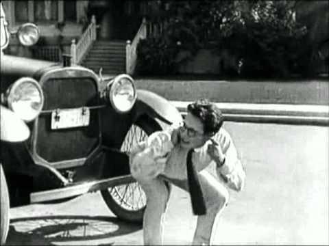 19 1920 Harold Lloyd   Haunted Spooks