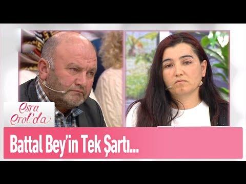 Battal Bey'in Boşanmak Için şartı Ne? - Esra Erol'da 29 Ocak 2020