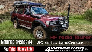 80 series Landcruiser Review, Modified Episode 64