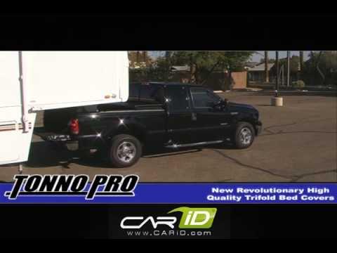 Tonnopro Fold Tonneau For Trucks With Fifth Wheel Option