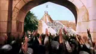 Mughal e Azam song by Mohammad Rafi  sahab Zindabad Zindabad and an anecdote