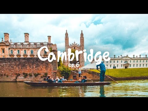 TOP THINGS TO DO IN CAMBRIDGE!