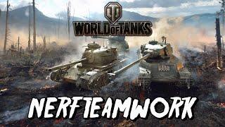 World of Tanks - Nerf Teamwork