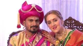 Snjezana & Ameya Peshwai wedding