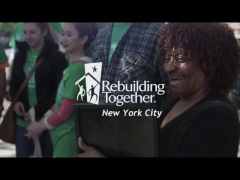 National Rebuilding Day 2016 in Canarsie, Brooklyn
