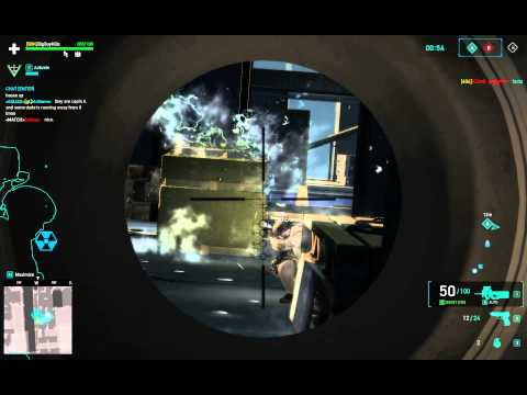 Ghost Recon Online  Korolyov Towers  P90  Draw