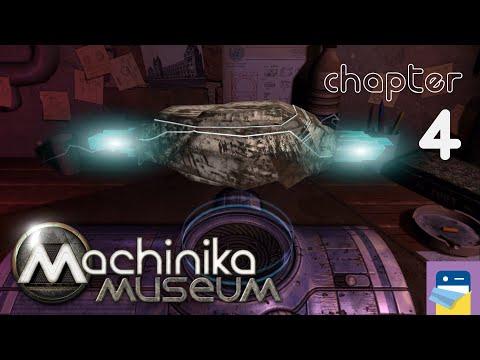 Machinika Museum: Chapter 4 Walkthrough & iOS/Android Gameplay (Plug In Digital/Littlefield Studio) |