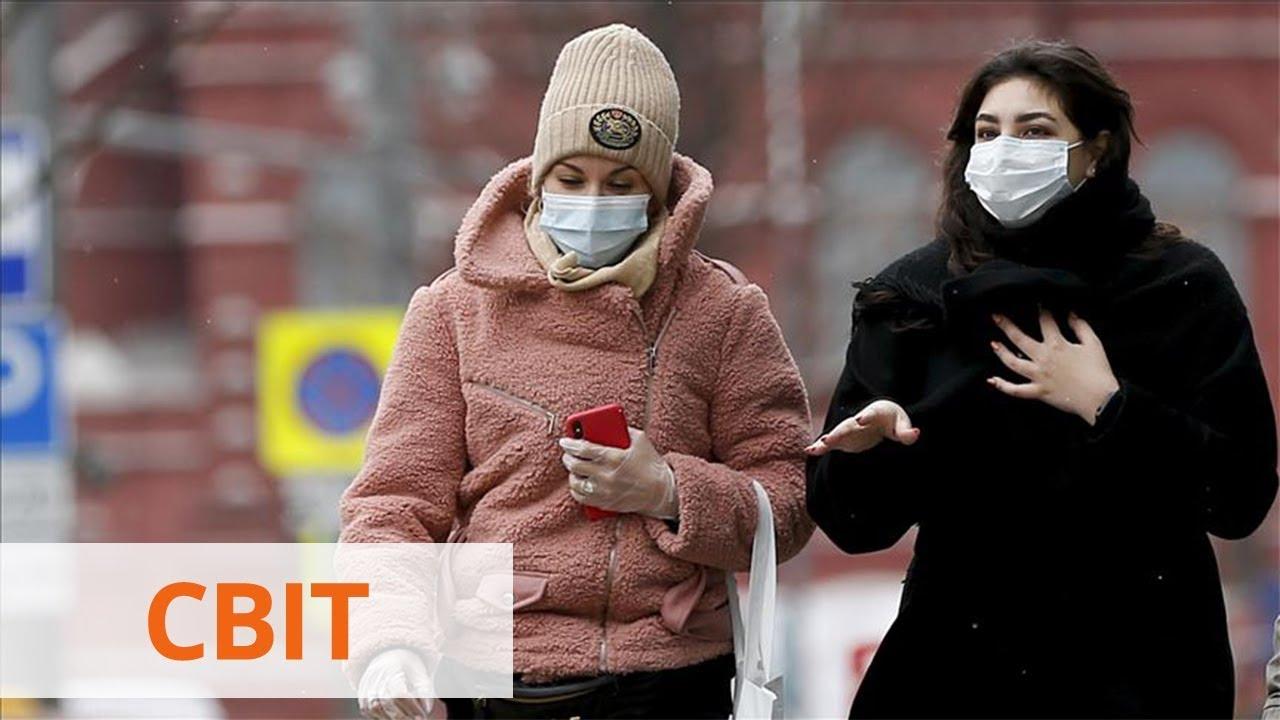 Коронавирус в мире: 6 тыс. случаев за сутки в РФ и уменьшение жертв во Франции