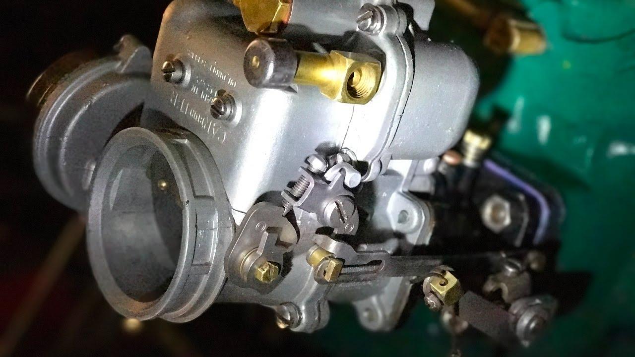 Carter WDO Carburetor Rebuild, 1940 Cadillac LaSalle