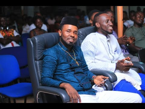 Ernest Opoku Jnr. Adehye Live Worship with Evng Collins Boadi