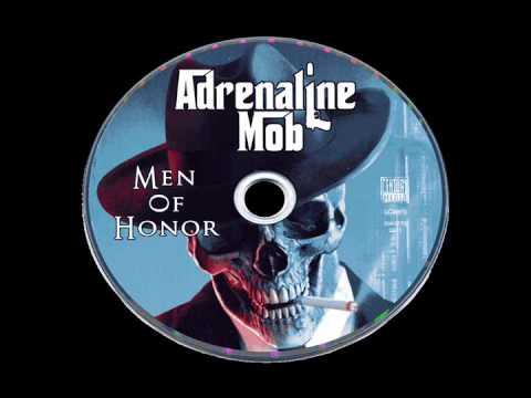 Adrenaline Mob - Gets You Through The Night (Bonus Track)