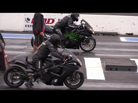 The Best Of Hayabusa - Drag Racing