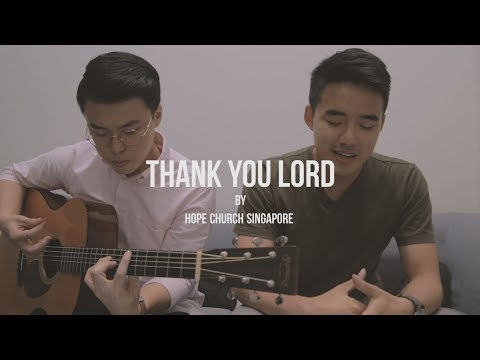 Guitar Tutorial: Thank You Lord by Hope Church Singapore