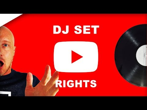 😱 How to avoid copyright on music in DJ mixes & mixtapes // youtube videos